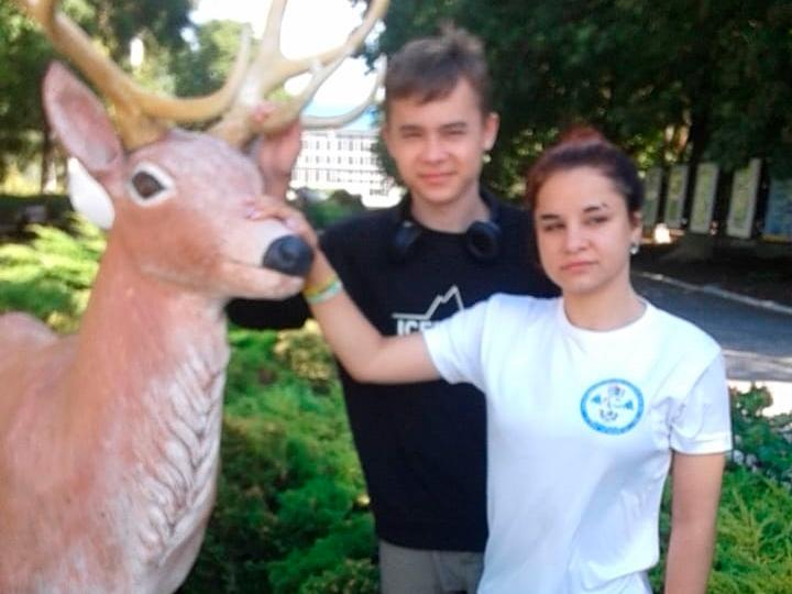 Воспитанники школы «Восхождение» отдыхают и оздоравливаются на берегу Азовского моря