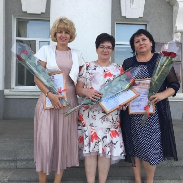 Педагоги школы «Восхождение» отмечены Благодарственными письмами Администрации города Волгодонска