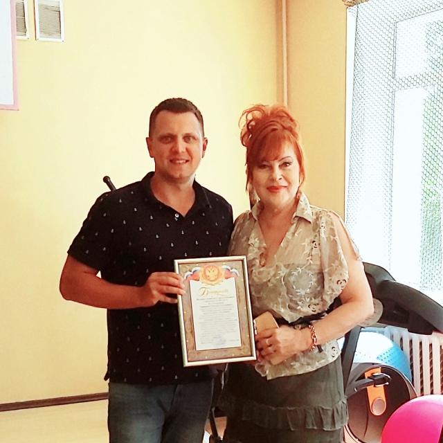 Успешное участие ГКОУ РО Волгодонской специальной школы-интерната «Восхождение» в благотворительном проекте 2020года